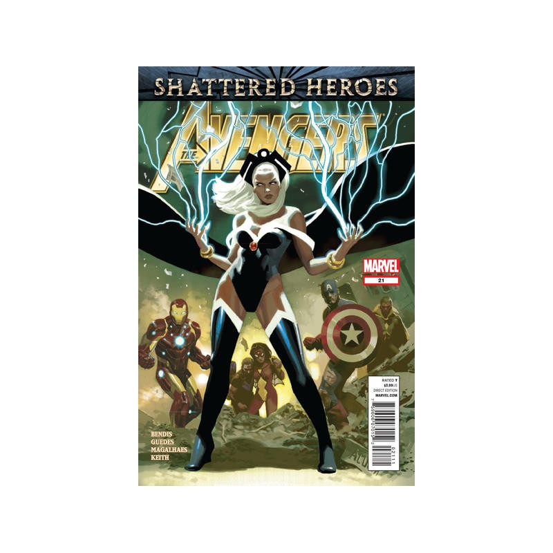 THE DEFENDERS 105