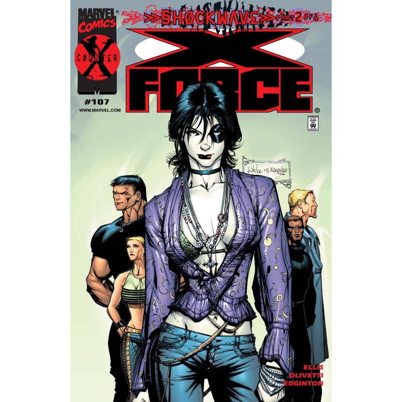Queen & country Definitive...